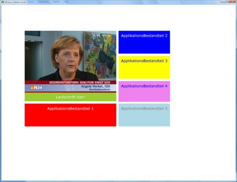 TV Overlay