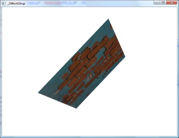 blender 3D model rendered in WPF